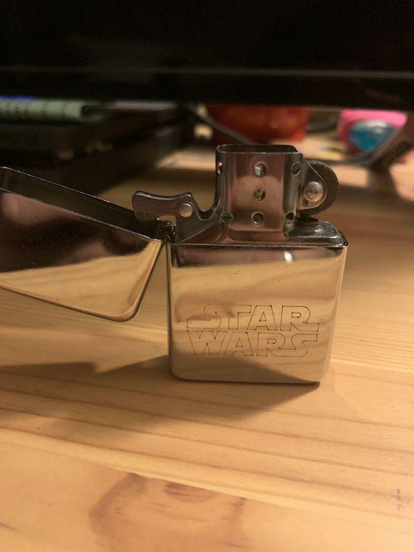 Star Wars zippo lighter