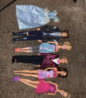 Barbie doll bundle for Sale in Huntington Beach, CA