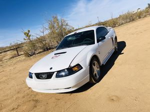 2004 Ford mustang 40th anniversary for Sale in Yucca Valley, CA