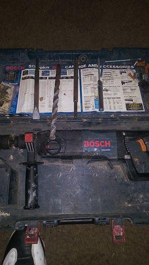Bosch hammer drill for Sale in Detroit, MI