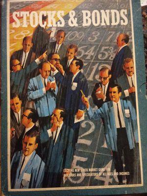 Stocks and Bonds board game for Sale in Atlanta, GA