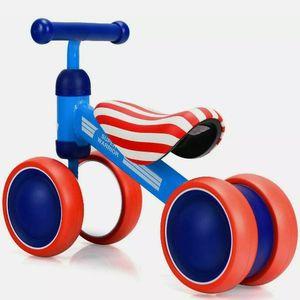 4 Wheels Kids No Pedal Balance Bike for Sale in Bloomington, CA