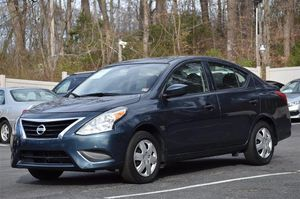 2017 Nissan Versa Sedan for Sale in Fredericksburg, VA