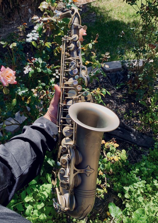 P.Mauriat Alto Saxophone