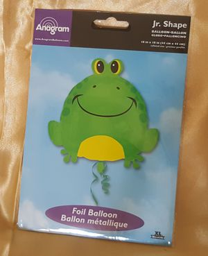 Jr. Frog Shape Balloon for Sale in Patterson, CA