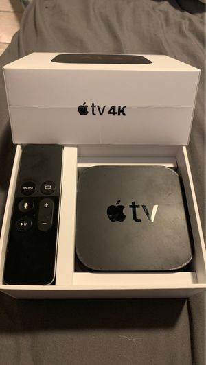 Apple TV 4K 32gb for Sale in Clearwater, FL