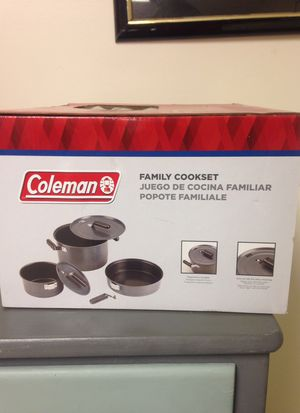 Brand new family cooking set pots and pans for Sale in Lawrenceville, GA