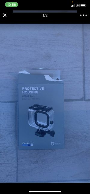 GoPro hero 8 water proof case for Sale in Hamilton Township, NJ