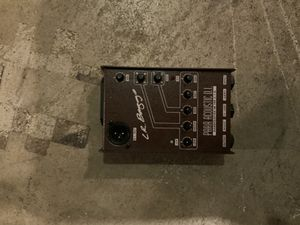 L R baggs para acoustic di guitar pedal for Sale in Rocky River, OH