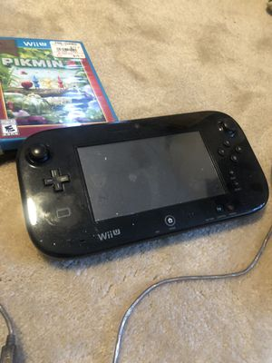 Nintendo Wii U lots of games Great condition! for Sale in Ellenwood, GA