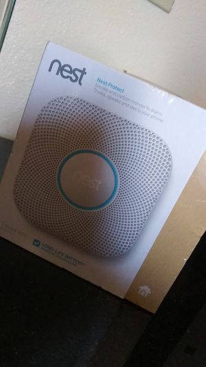 Nest protect. Brand new for Sale in Ontario, CA
