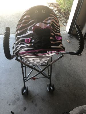 Car seat with umbrella stroller!!! for Sale in Fremont, CA