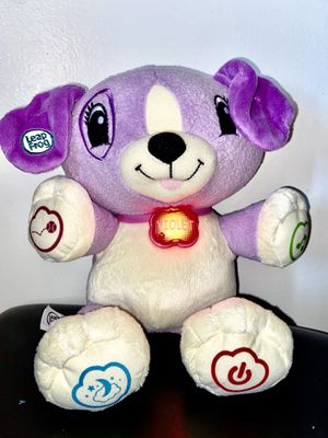 Leapfrog My Pal Violet plush for Sale in Lakewood, CA
