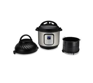 Instant Pot Duo Crisp + Air Fryer 8 Quart Serves up to 8 people for Sale in Riverside, CA