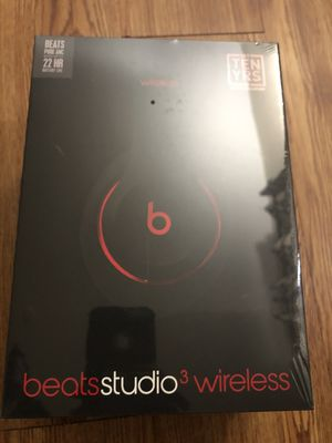 Beats studio 3 for Sale in Houston, TX