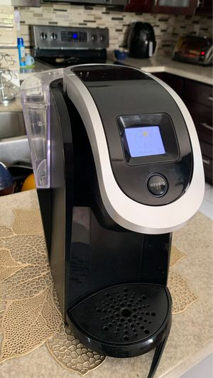 Keurig 2.0 Pod coffee machine perfect conditions for Sale in Miami, FL