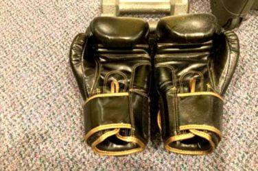 Pink PROFORCE boxing gloves for Sale in Villa Park,  CA