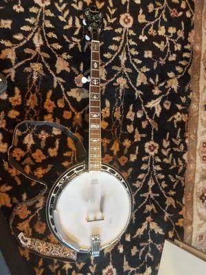 Fender banjo fb58 Deluxe for Sale in Rockville, MD