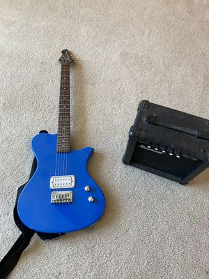 Electric guitar and amp for Sale in Lexington, KY