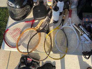 Tennis Rackets for Sale in Jurupa Valley, CA
