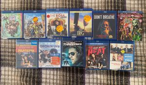 Various Blu Rays for Sale in Montclair, CA