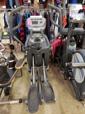 Q45e elliptical workout 🏋️♀️ machine for Sale in Deer Park, TX