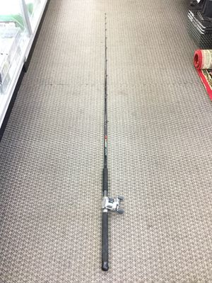 Tica Down Rigger 2 Piece Fishing Pole and Reel for Sale in Kent, WA