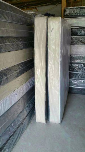 Mattress and box spring blowout sale. for Sale in Gambrills, MD
