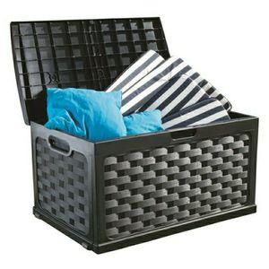 Rattan Outdoor Deck Storage Box for Sale in Corona, CA