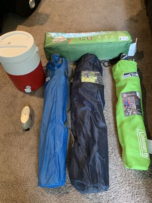 Camping staff for Sale in Seattle, WA