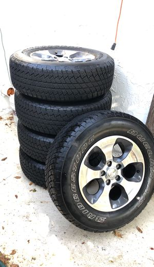 2019 Jeep wheels for Sale in Port Richey, FL