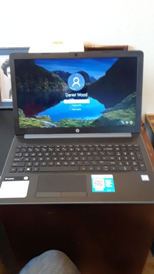 HP Windows notebook touch screen for Sale in Portland, OR