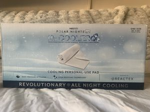 """Therapedic Polar Night 10x Cooling Personal Under pad white (30""""x60"""") New for Sale in Salinas, CA"""