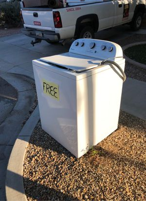Washer for Sale in Tolleson, AZ