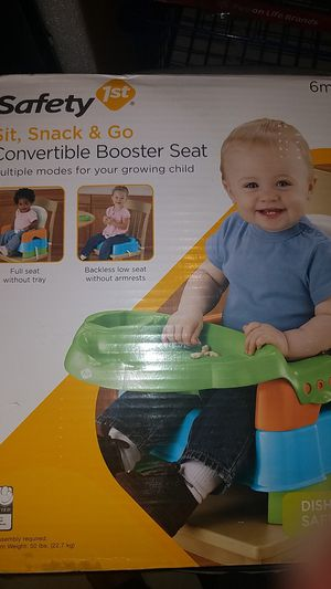 Convertible Booster Seat for Sale in Austin, TX
