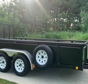 This Is A Excellent Trailer. Gre@t Shape. for Sale in New York, NY