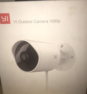 Outdoor camera for Sale in Haines City, FL