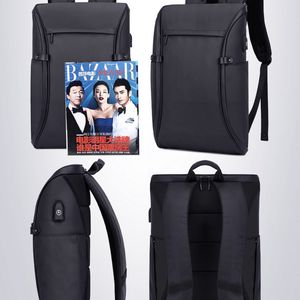 💥 Modern , neat design waterproof backpack , black color •• brand new with tags •• 5**** for Sale in Miami, FL