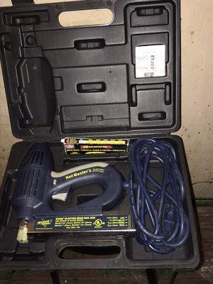 Arrow ET 200 Heavy duty electric nail gun for Sale in Yeadon, PA