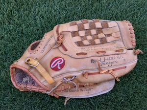 Rawlings RSG1 Baseball Softball Glove RHT Super Size for Sale in Phoenix, AZ
