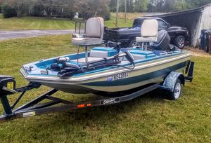 1980 Bomber Scout Bass Boat for Sale in Heiskell, TN