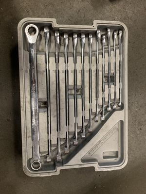 Gear Wrench set 8-19 USED for Sale in Alexandria, VA