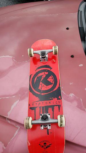Kryptonics skateboard for Sale in Harrisburg, PA