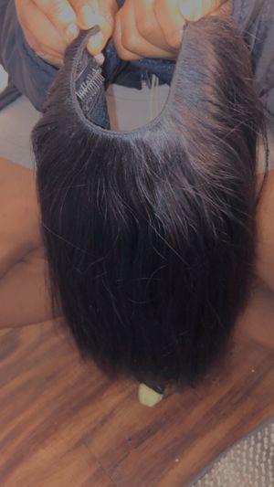 Bob middle part U Wig ( Brazilian Hair ) for Sale in Clarkston, GA