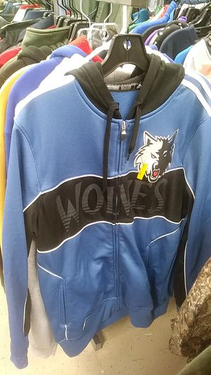 Adidas Wolves Hoodie for Sale in Orlando, FL