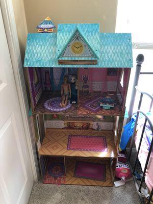 Elsa Barbie house for Sale in Hampton, VA