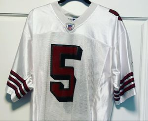 Reebok San Francisco 49ers Jeff Garcia Jersey for Sale in Martinez, CA