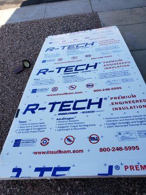 Insulation- 4 Panels for Sale in Buckeye, AZ
