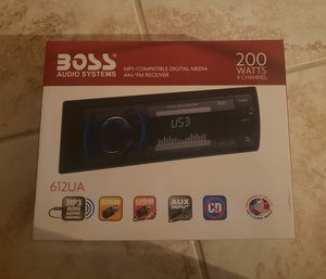 Boss radio for Sale in Kissimmee, FL