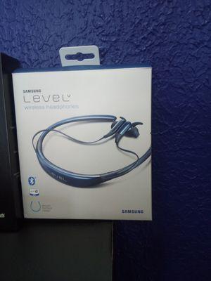 Samsung level U wireless headphones for Sale in Long Beach, CA